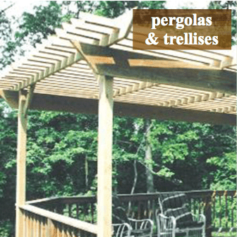 Pergolas Trellises categorgy image