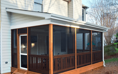 Plaza Midwood Screened Porch