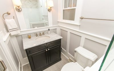 Historic Plaza Midwood Bathroom Addition
