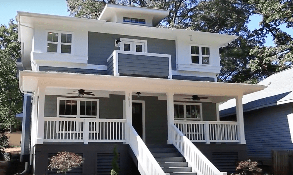 Onslow Drive Plaza Midwood | New Construction