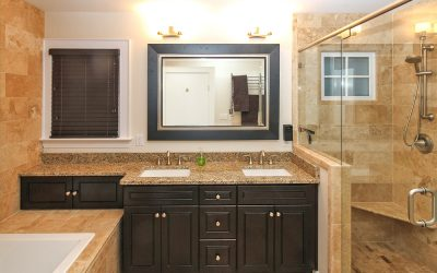 Dilworth Historic Master Bathroom Addition