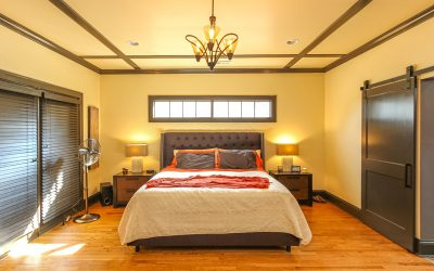 Commonwealth Park Master Bedroom Suite