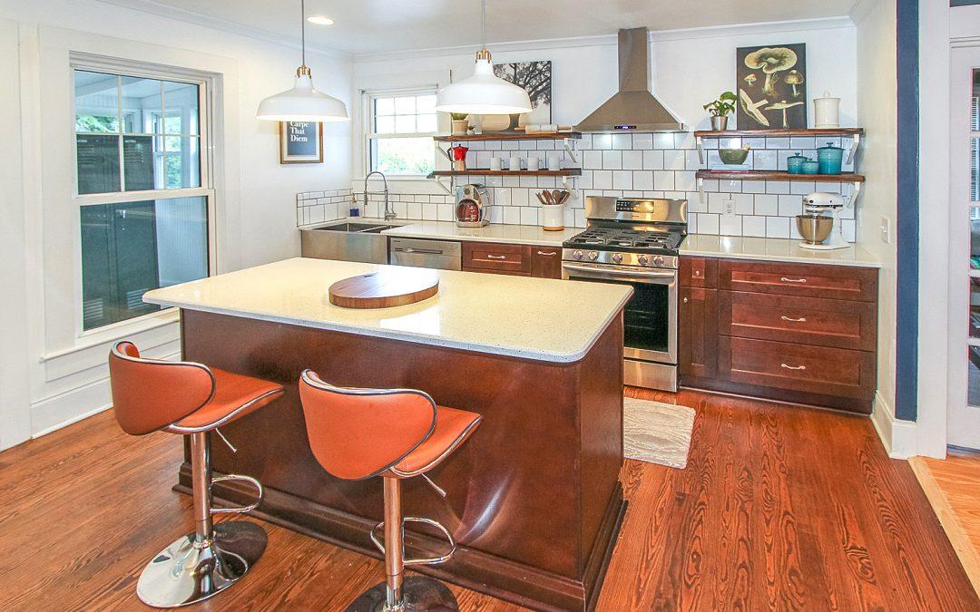 Mount Holly Kitchen Renovation