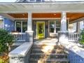 Plaza Midwood Front Porch Renovation_5598