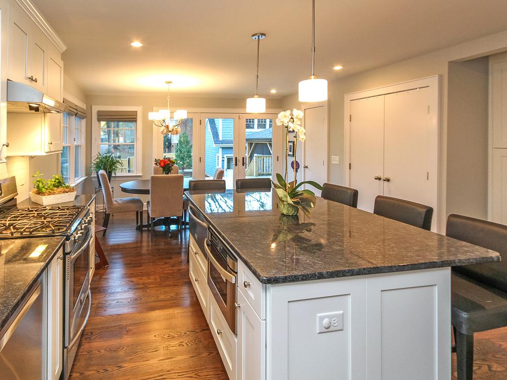 Historic Dilworth Kitchen Renovation 8542