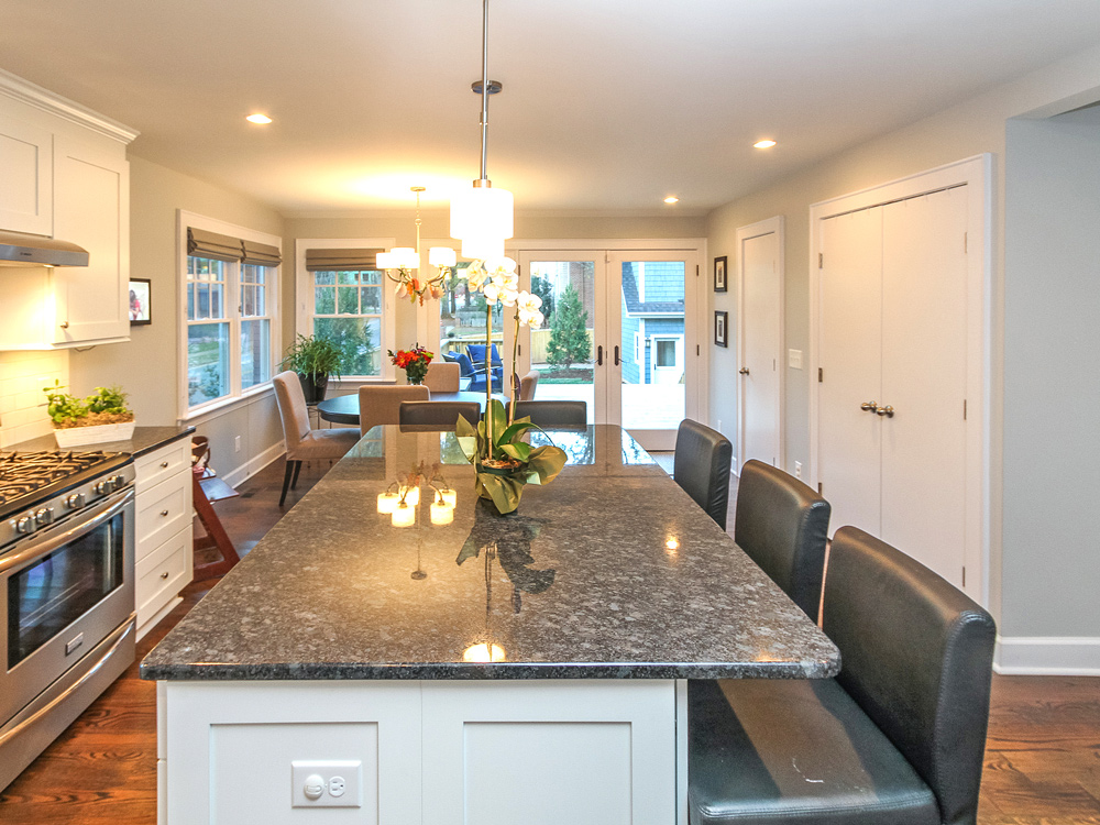 Historic Dilworth Kitchen Renovation 8544