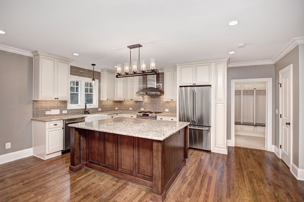 Myers Park Kitchen Renovation B