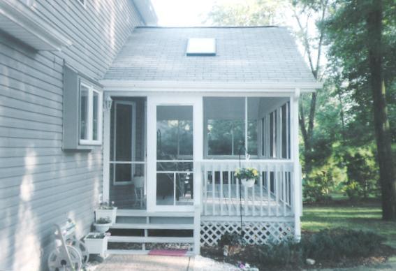 Ohio screened porch 2