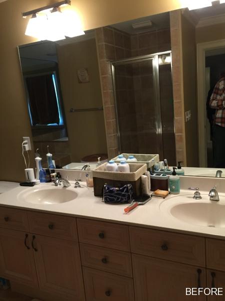vanity-before