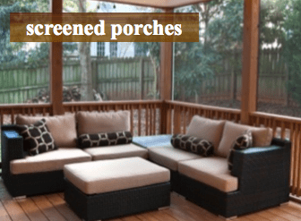 Screened porches category image