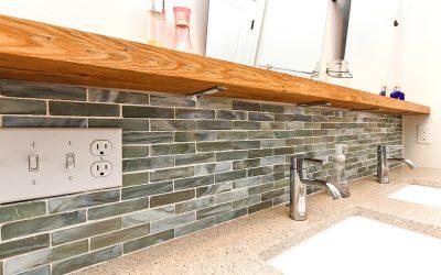 Plaza Midwood Guest Bathroom Renovations