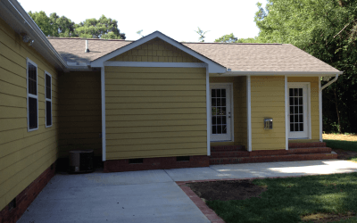 Myers Park Master Suite Addition