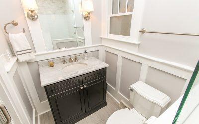 Historic Plaza Midwood Bathroom Addition