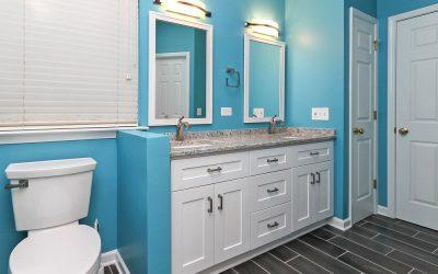 Cornelius Bathroom Addition