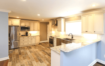 Country Ranch Kitchen Remodel