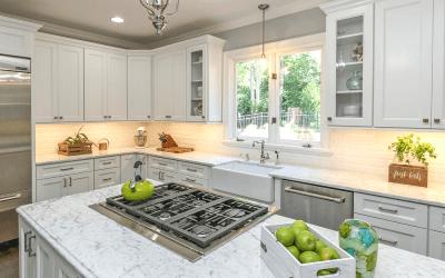 South Charlotte Kitchen Remodel