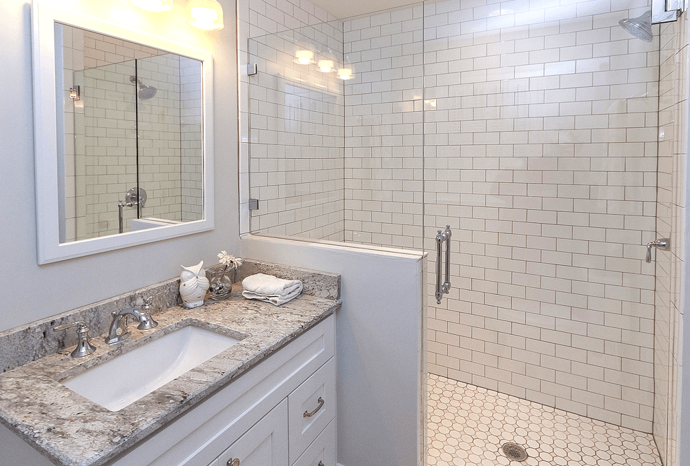 Mountainbrook Guest Bathroom Renovations