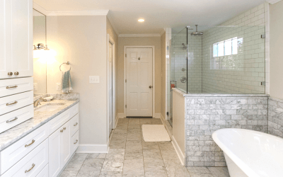 Mountainbrook Master Bathroom Renovation