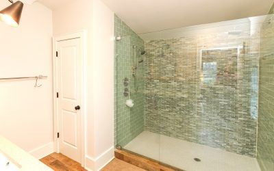 Plaza Midwood Master Bathroom Renovation