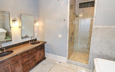 Historic Elizabeth Master Bathroom Renovation