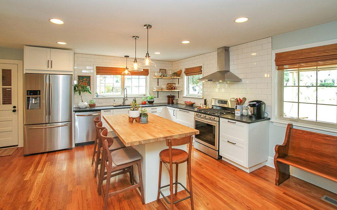 Carolyn Drive Kitchen Transformation | Commonwealth Park