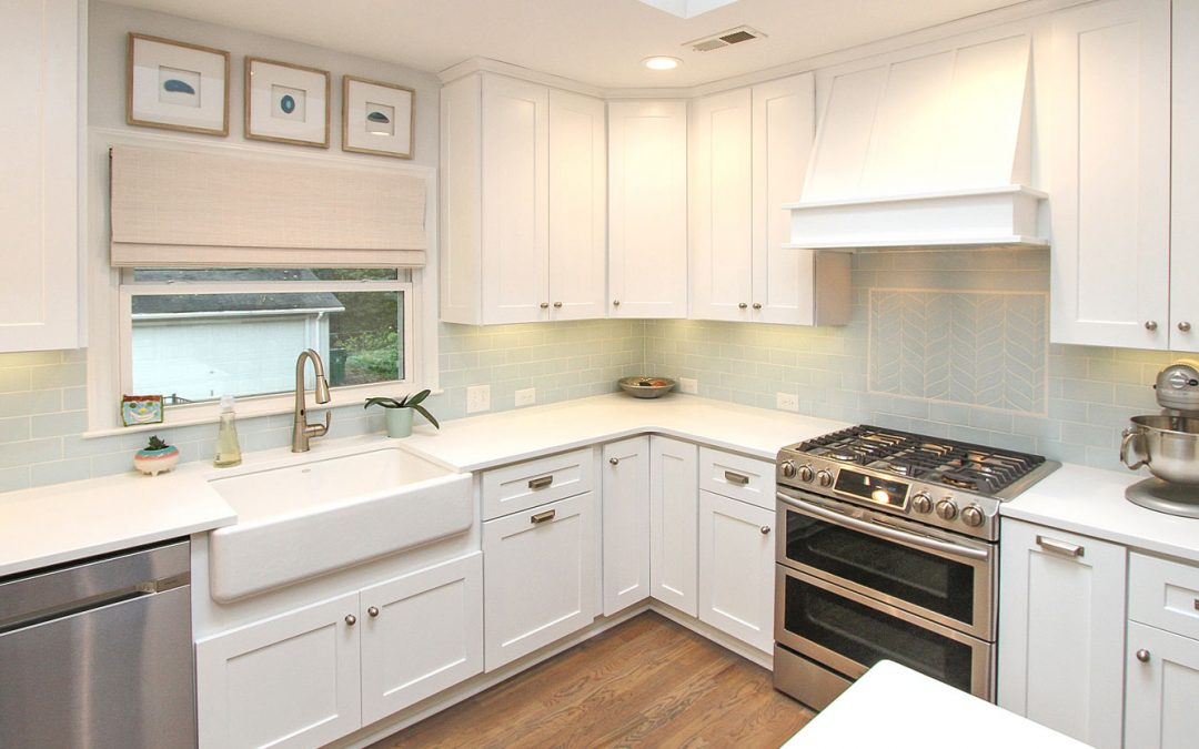 Natural Light Kitchen | Wendover-Costwold