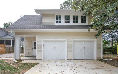 Plaza Midwood Detached Garage/ Accessory Dwelling Unit (ADU)