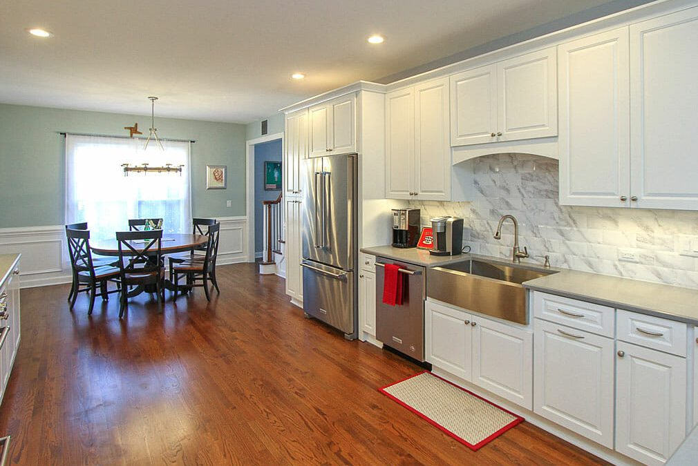Highland Creek Kitchen Renovation