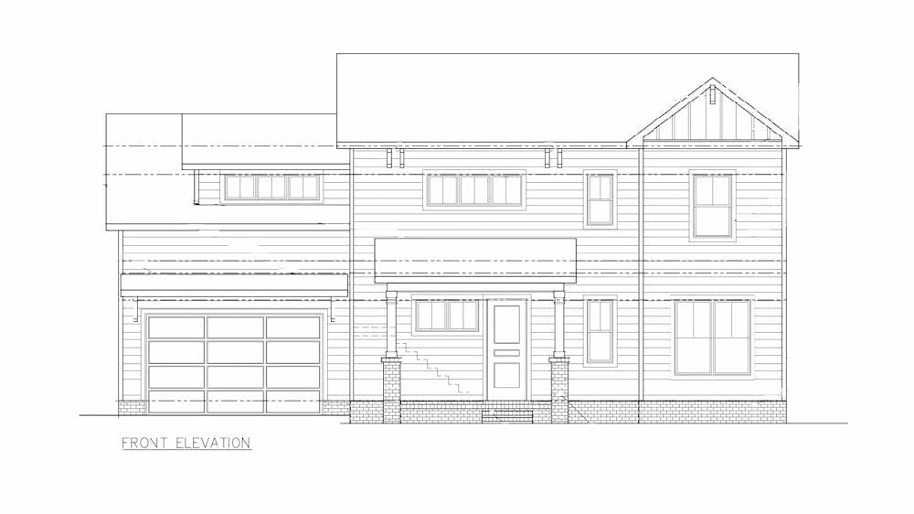 501 Greystone Plans front