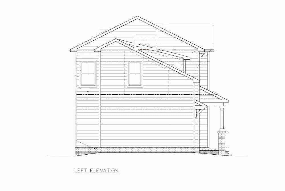 501 Greystone Plans left