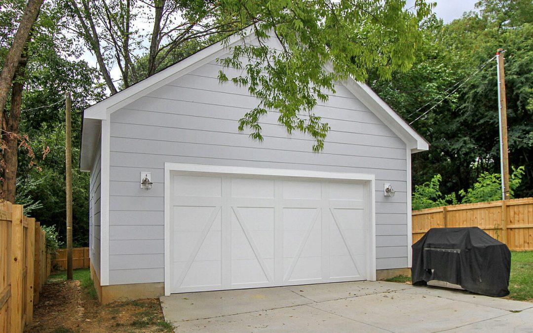 Hawthorne Lane Belmont Detached Garage