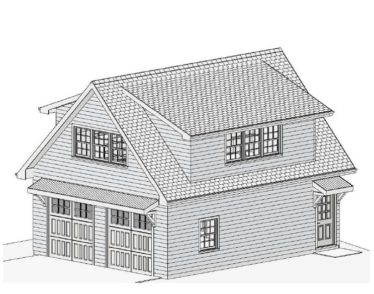 Cotswold Accessory Dwelling Unit (ADU)/Garage