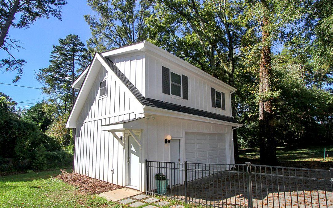 Cotswold Garage/Accessory Dwelling Unit (ADU)