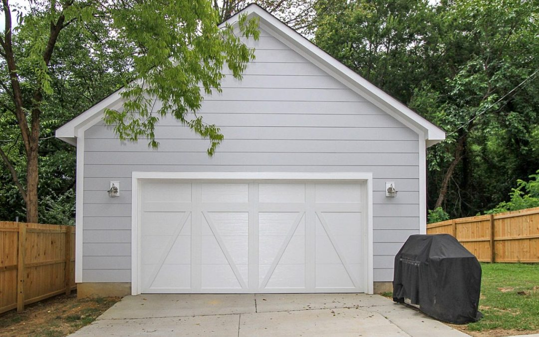 Belmont Detached Garage